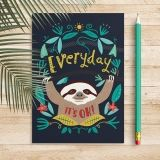 Everyday its ok! - notes z leniwcem