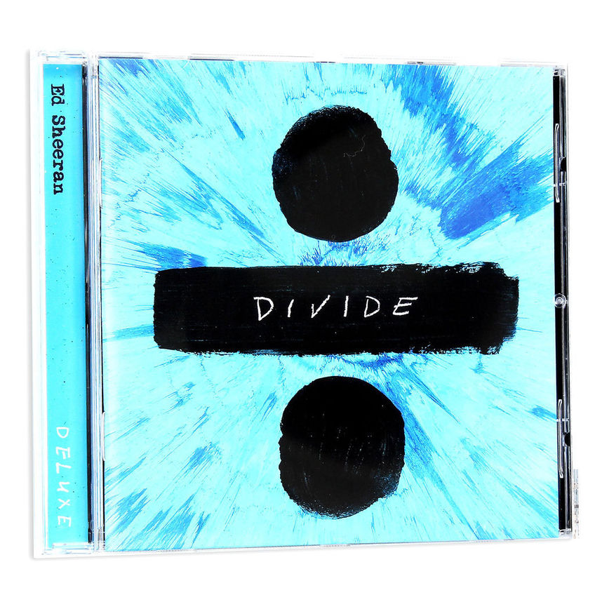 Ed Sheeran - Divide (Deluxe Limited Edition)