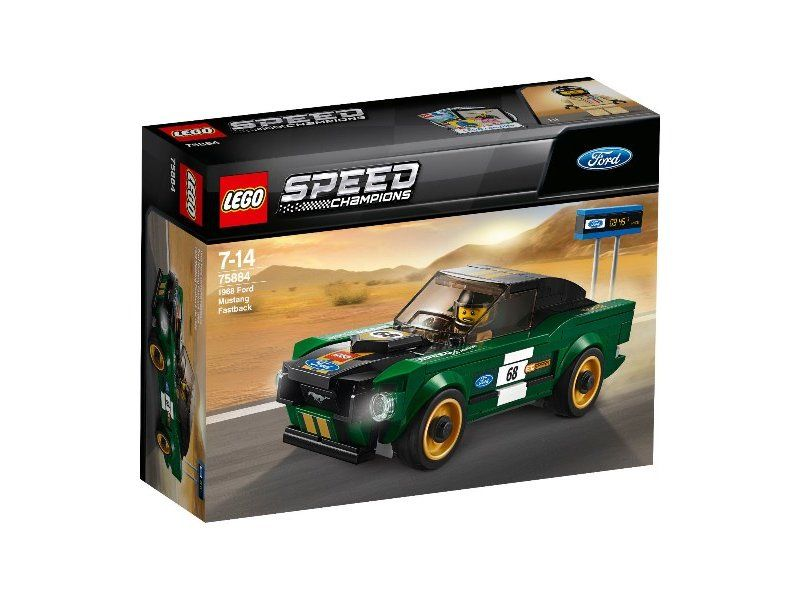 LEGO SPEED  Ford Mustang