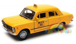 Fiat 125p TAXI 1:34-39 model Welly