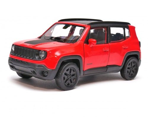 Jeep Renegade Trailhawk 1:34-39