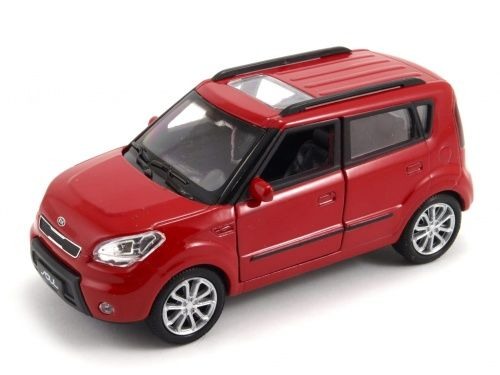 KIA Soul 1:34 - 39 WELLY