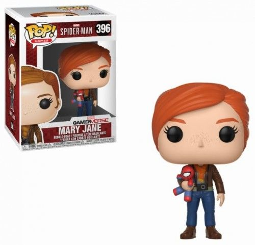 Figurka Spider-Man Game Marvel POP! Mary Jane