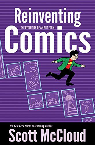 Scott McCloud - Reinventing Comics