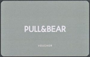 GIFTCARD - PULL&BEAR
