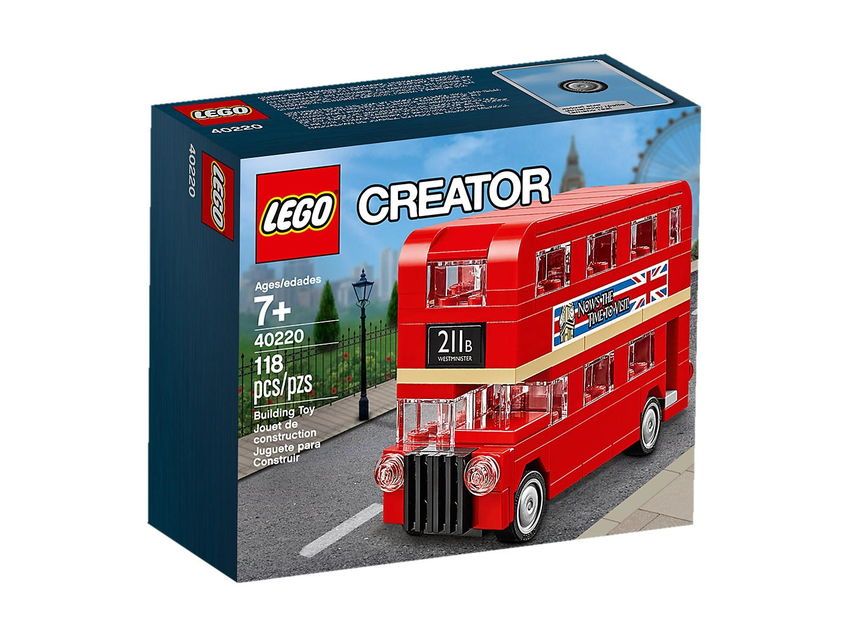 Klocki LEGO Creator London Bus 40220