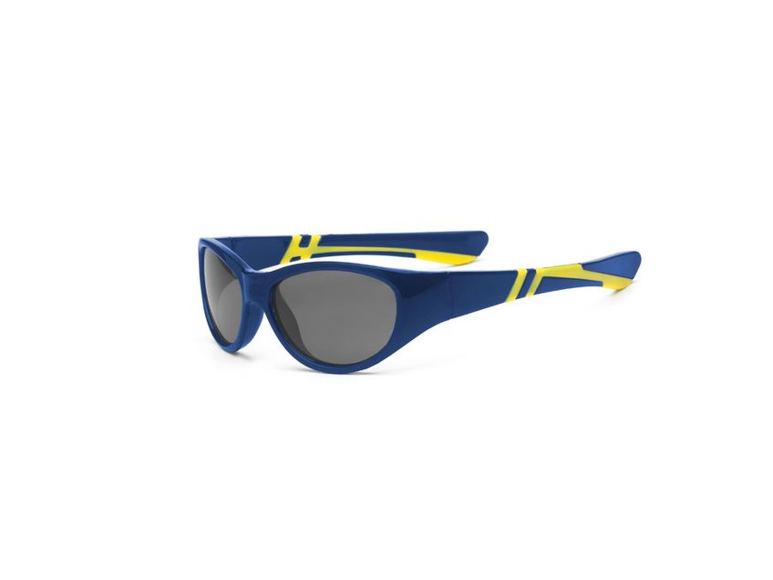 Discover - Navy and Yellow 7  - Real Kids Shades