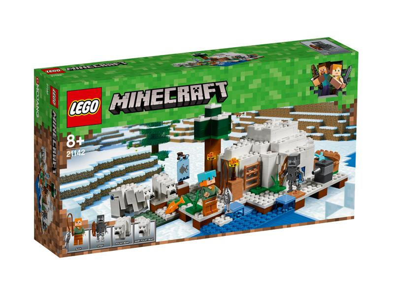 LEGO Minecraft Igloo