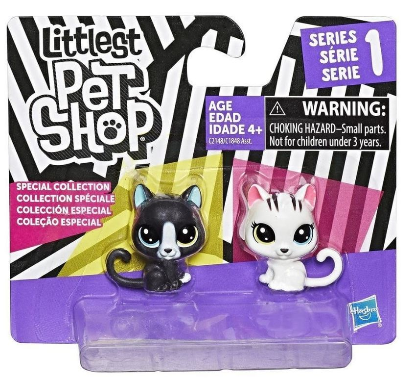 Littlest Pet Shop Black