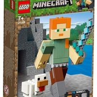 LEGO 21149 MINECRAFT  BigFig Alex