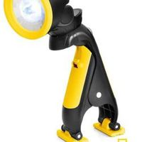 National Geographic Latarka LED z uchwytem