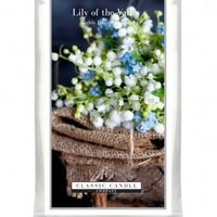 Świeca Classic Candle Lilly of the valley