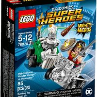 LEGO DC Comics Super Heroes, Mighty Micros: Wonder Woman kontra Doomsday, 76070