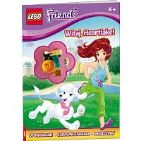 Lego friends. witaj, heartlake!