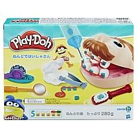 Playdoh dentysta