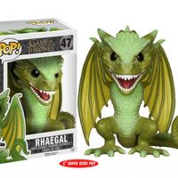 Figurka Game Of Thrones POP! Rhaegal 15 cm