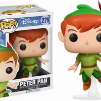 Figurka Disney POP! Flying Peter Pan Exclusive