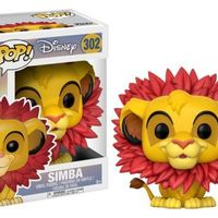 Figurka Disney Lion King POP! Simba