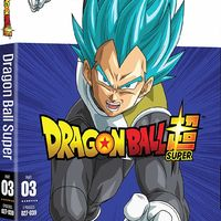 Dragon Ball Super - Dysk 3