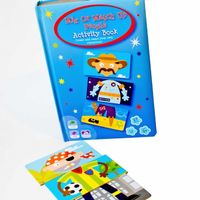 Meadow Kids Mix and Match People Book