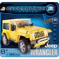 Cobi electronic jeep
