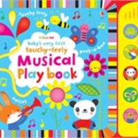 Usborne Baby's very first Musical Playbook