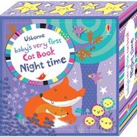 Usborne baby's very first Cot Book. Nighttime