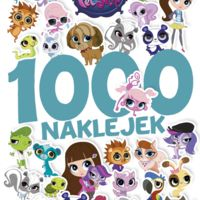 1000 naklejek Pet Shop