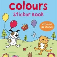 First Sticker Book. Colours