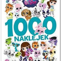 1000 naklejek. Littlest Pet Shop