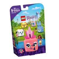 Lego Friends Kostka Olivii z flamingiem