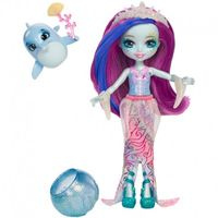 EnchanTimals Morska lalka Dolce Dolphin i Largo