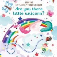 Are you there little unicorn? (Taplin Sam) - KSIĄŻECZKA SENSORYCZNA