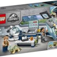 LEGO JURASSIC WORLD LABORATORIUM DOKTORA WU  75939