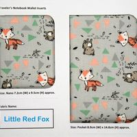 Little Red Fox | Etsy
