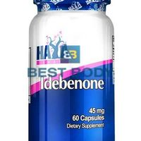 HAYA LABS Idebenone 60 kap. - Best Body