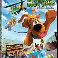 LEGO Scooby Doo - Nawiedzone Hollywood film DVD
