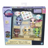 Littlest Pet Shop Nadmorska zabawa B5004