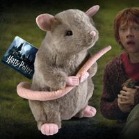 Scabbers Plush — The Noble Collection UK