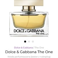 Dolce&Gabbana - The one