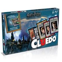 Winning Moves, gra logiczna Cluedo: Harry Potter
